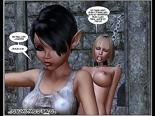 3D Comic The Wandering Princess. Episodes
