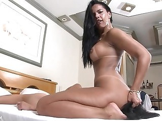 Cruel Face Fucking with Nanda Rios Cold Blooded Brazilian Domina