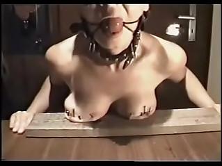 Nailed breasts