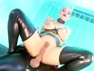 Kinky latex compilation