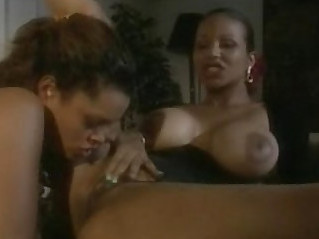 Devin Deray ebony lesbian sex scene