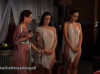 Lesbian Slaves Revenge A Dream of Threesomes