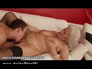 Nasty grandma
