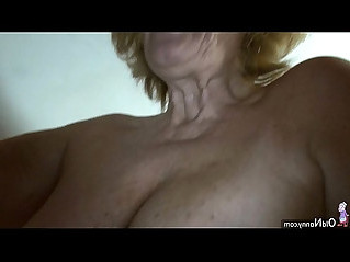 Fat granny and fat mature pussy together