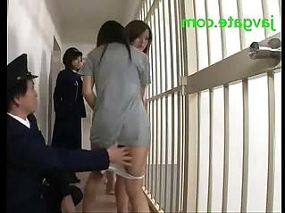 japanese secret women prison cavity search