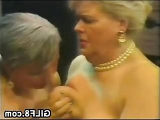 Fat Lesbian Grandmas On A Pool Table Classic